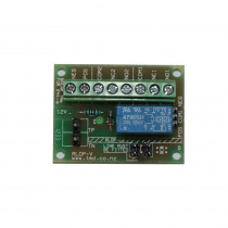 Relay Board - Double Pole 1 Amp 12 Volt DC