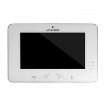 Hikvision DS-KH8301-WT 7 Inch Touch Screen Indoor Station with Wifi and 8-ch input Station
