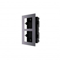 Hikvision DS-KD-ACF2 Flush Mount Two Module Frame