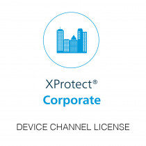 Milestone XP Corporate - Device Channel License