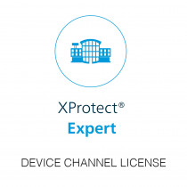 Milestone XP Expert - Device Channel License
