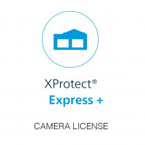 Milestone XP Express+ Camera License - H.265