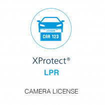 Milestone XP LPR - Camera License