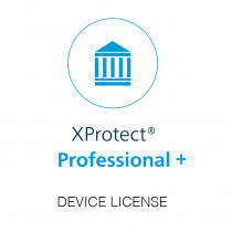 Milestone XProtect® Professional+ Device License - H.265