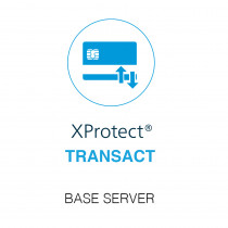 Milestone XP Transact Base Server - 1 Connection