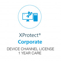 Milestone 1 Year Care Plus (SUP) for XP Corporate Device Channel License