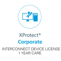 Milestone 1 Year Care Plus (SUP) for XP Corporate Interconnect Device License