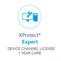 Milestone 1 Year Care Plus (SUP) for XP Expert Device Channel License