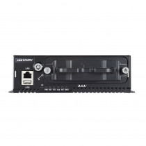 Hikvision DS-M5504HNI 4 Channel Mobile NVR - Front View