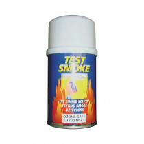 Aerosol Smoke Can
