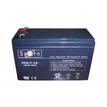 Saturn 12 Volt 7.0 Amp Hour Battery