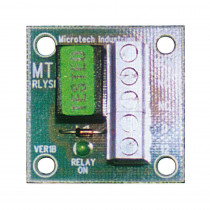 Relay Board - Single Pole 3 amp