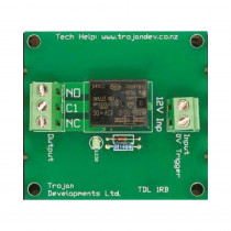 TDL 1RB single pole 8 amp relay board