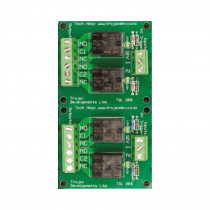 TDL 4RB 4 way single pole 8 amp relay board