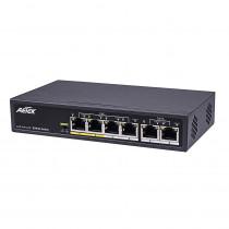 AETEK C11-042-30-065 4xPoE FE + 2xFE EXPoE Switch