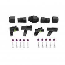 Bosch MIC-IP67-5PK MIC7000 IP67 Connector Kit - 5 Pack