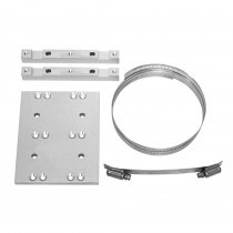 Bosch Pole Mount Bracket to suit MIC 7000 PTZ, 2x 455mm Stainless Steel Straps