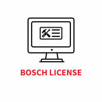 Bosch VMS 10 Prof License 100 Workstation expansion 1Y SMA