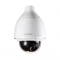 Bosch 2MP Outdoor PTZ 5000i Camera, 30x Zoom, H.265, WDR, EVA, IP66, IK10, 24VAC/POE+