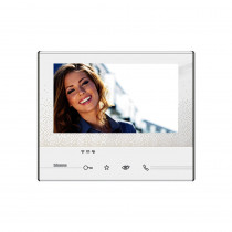"Legrand BTicino 2 Wire - Classe 300 - 7"" Internal Wi-Fi Touchscreen Video Unit - White"