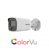 Hikvision DS-2CD2087G2-LU ColorVu 8MP Fixed 4mm Bullet
