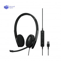 EPOS | Sennheiser ADAPT 160T USB II Stereo Headset - MS Teams
