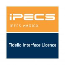 ELG iPECS eMG100 Fidelio Interface Licence