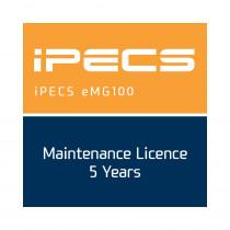 Ericsson-LG iPECS eMG100 Maintenance Licence - 5 Years