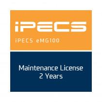 Ericsson-LG iPECS eMG100 Maintenance License - 2 Years