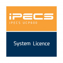 Ericsson-LG iPECS UCP600 3rd Party SIP Application Ch. Interface Licence - per Channel (Not SIP Extn)