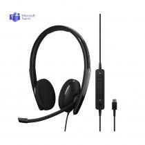 EPOS | Sennheiser ADAPT 160T USB-C II Stereo Headset - MS Teams