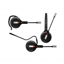 EPOS | Sennheiser IMPACT SDW DECT 5011 3-in-1 Headset - USB DECT Dongle