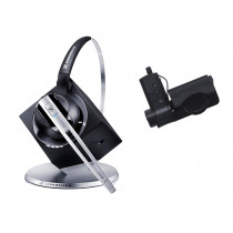 EPOS   Sennheiser DW 10 Wireless DECT Office Headset with Base Station & HSL10 Lifter