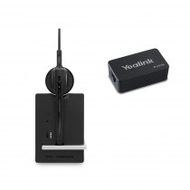 EPOS | Sennheiser D10 Wireless DECT Headset with Base station & Yealink EHS - PC Only