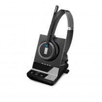 EPOS | Sennheiser IMPACT SDW 5066 DECT Binaural Headset - Phone/Mobile/PC