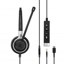 EPOS | Sennheiser IMPACT SC 635 USB-C Headset - 3.5mm