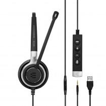 EPOS | Sennheiser IMPACT SC 635 USB Headset - 3.5mm