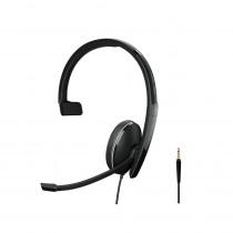 EPOS | Sennheiser ADAPT 135 II Monaural Headset - 3.5mm Only