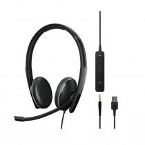 EPOS | Sennheiser ADAPT 165 USB II Stereo Headset - UC & 3.5mm