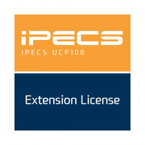 Ericsson-LG iPECS UCP100 IP Extension License - 10 Port