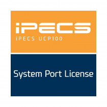 Ericsson-LG iPECS UCP100 System Port Expansion License - 50 Ports