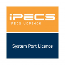 Ericsson-LG iPECS UCP2400 System Port Expansion Licence for UCP2400 - 1800 Ports