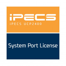 System Port Expansion License for UCP2400 - 1800 Ports