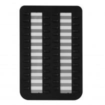 Ericsson-LG iPECS LIP-9048DSS 48-DSS Keys with Paper Underlay