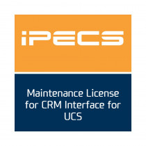 Ericsson-LG Maintenance License for CRM Interface for UCS