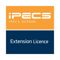 Ericsson-LG iPECS UCP600 Third Party SIP Extension Licence - 1 Port