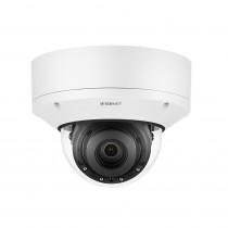 Hanwha Wisenet P 2MP AI Int  VF Dome  4-9.33mm WDR IR IP52 IK10