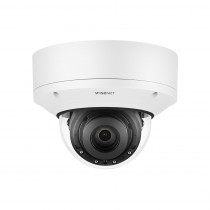 Hanwah Wisenet 7 4K Int Dome Camera WDR IR IP52 IK10 2.8-8.4mm