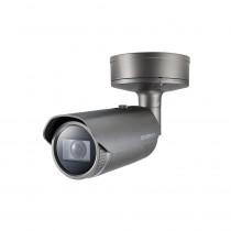 Hanwha Wisenet 7 6MP Ext Bullet Camera WDR IR IP67 NEMA 4x 2.8-8.4m