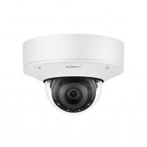 Hanwah Wisenet 7 6MP Ext Dome Camera WDR IR IP67 NEMA 4x 2.8-8.4mm